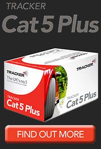 tracker cat5 plus