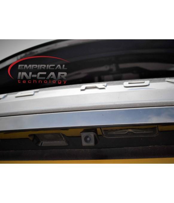 range rover evoque reversing reverse camera kit  onwards manual gearbox