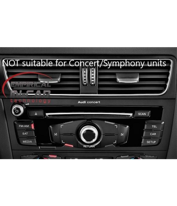 Audi A4 ( B8 8 5 ) A5 ( 8T ) Q5 ( 8R ) MMI Multimedia