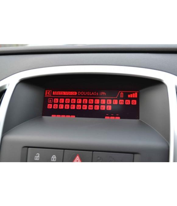 Vauxhall Bluetooth Kit Astra Insignia Meriva Zafira