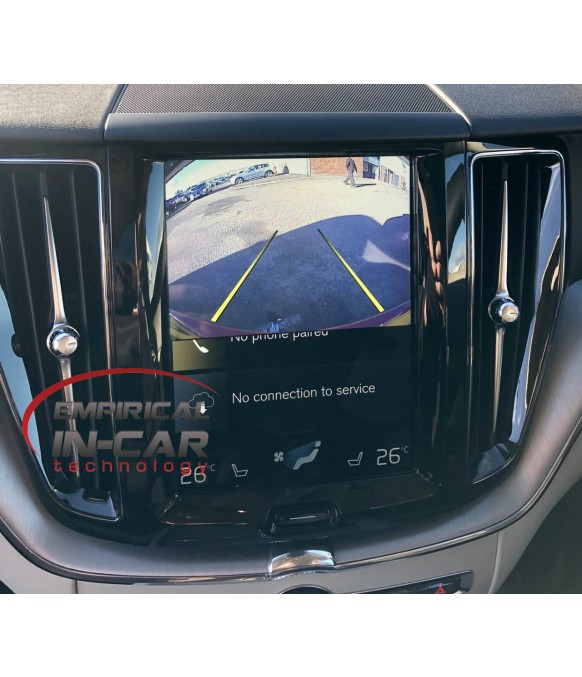 Volvo XC60 XC90 V90 S90 Reversing Reverse Camera Kit SENSUS