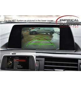 BMW 1 Series F20 ( 2013 - 2017 ) Reverse Reversing Camera Kit - NBT Screen