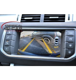 Range Rover Evoque - Reversing Reverse Camera Kit 2016 Onwards - Automatic Gearbox