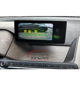 BMW i3 - Reverse Reversing Camera Kit ( 2017 onwards ) EVO screen