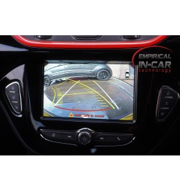 Vauxhall / Opel - Corsa & Adam - Reverse Reversing Camera Kit ( 2016 Onwards )