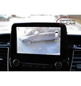 Ford Transit Custom - Reversing Reverse Camera Kit ( 2018 Onwards )