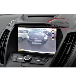 Ford Kuga 2015 - 2018 - Reversing Reverse Camera Kit
