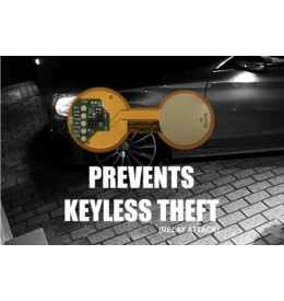 Car Key Signal Blocker ( Prevent Keyless Car Theft )
