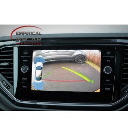 VW Volkswagen T Roc - Reverse Reversing Camera Kit