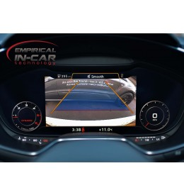 Audi TT Virtual Cockpit - Reverse Reversing Camera Kit - 2015 Onwards