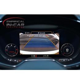 Audi TT Virtual Cockpit - Reverse Reversing Camera Kit - 2015 Onwards