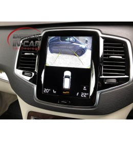 "Volvo XC60 XC90 V90 and S90 - Reversing Reverse Camera Kit - SENSUS 9"" Display Screen"