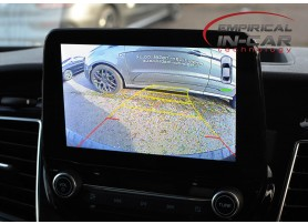 Ford Transit Custom - Reversing Reverse Camera Kit - Sync2.5 ( 2019 Onwards )