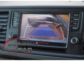 VW Volkswagen Crafter Reversing Reverse Camera Kit ( 2018 Onwards )