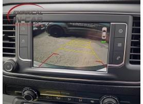 Citroen Dispatch - Reverse Reversing Camera Kit ( 2017 Onwards ) Number Plate Camera
