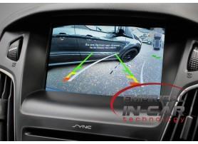 Ford Focus MK3.5 - Reversing Reverse Camera Kit For Sync3