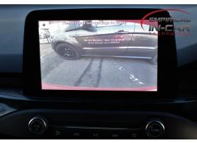 Ford Focus Mk4 Sync3.2 - Reversing Reverse Camera Kit ( 2018 onwards )