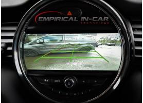 MINI Hatch & Clubman - 8.8 XL Screen - Reverse Reversing Camera Kit ( 2015 - 2017 )