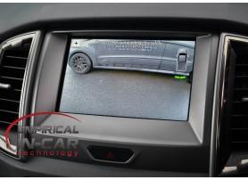 Ford Ranger - Reversing Reverse Camera Kit