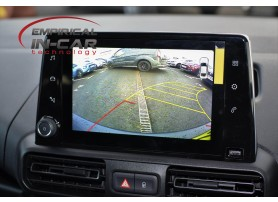 Citroen Berlingo MPV - Reverse Reversing Camera Kit ( 2019 Onwards )