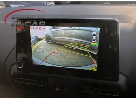 Vauxhall Combo Life MPV - Reverse Reversing Camera Kit ( 2019 Onwards )