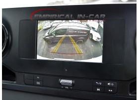 Mercedes Sprinter Reversing Reverse Camera Kit ( 2018 Onwards ) Brake Light Camera - W907 / 910