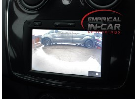 Dacia Sandero 2 - Reversing Reverse Camera Kit ( 2015 Onwards )