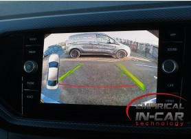 VW Volkswagen T-Cross - Reversing Reverse Camera Kit ( 2019 Onwards )