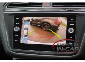 VW Volkswagen Tiguan ( 5N ) Reversing Reverse Camera Kit ( 2017 Onwards )