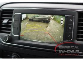 Toyota Proace - Reverse Reversing Camera Kit ( 2017 Onwards )