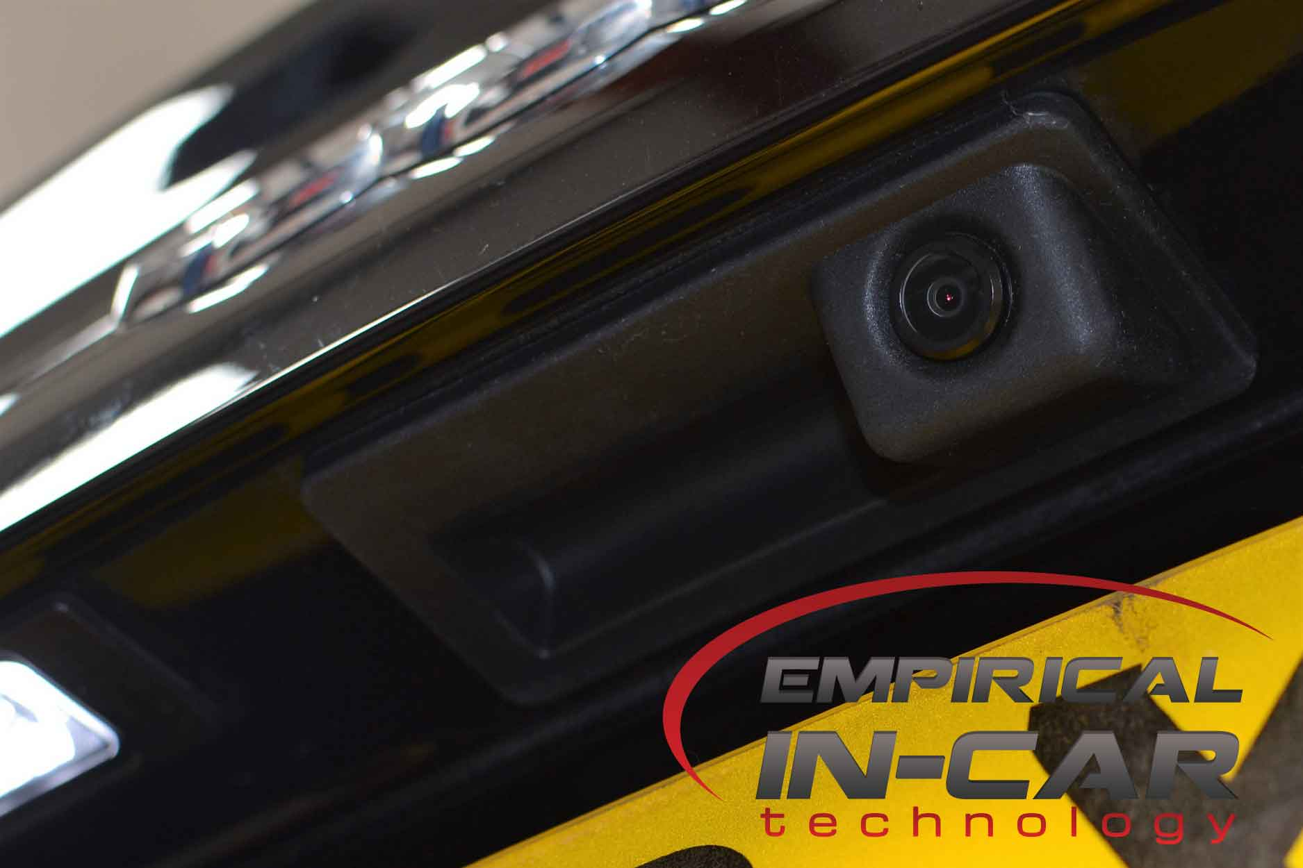Audi A4(2016) Reversing Camera retrofit