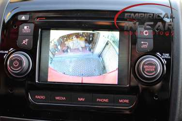 Ducato / Relay / Boxer Camera Retrofit OEM Display