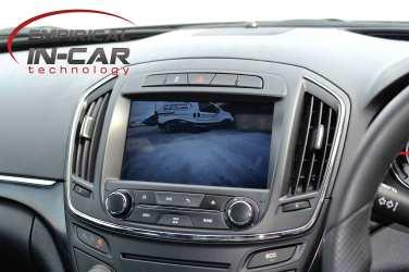 Vauxhall Insignia Camera Retrofit