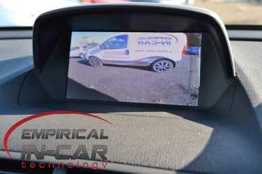 Vauxhall Mokka Reverse Camera retrofit