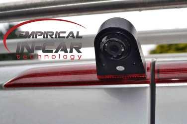 Transit Custom Reverse Camera