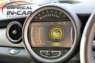 Mini R56 Head Unit Retrofit