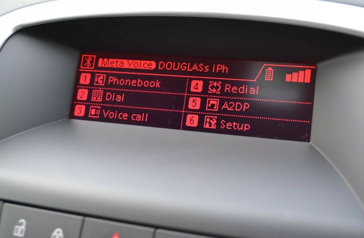 Empirical In Car BLUETOOTH
