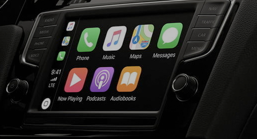 IN CAR SMART SYSTEMS CARPLAY & Android auto