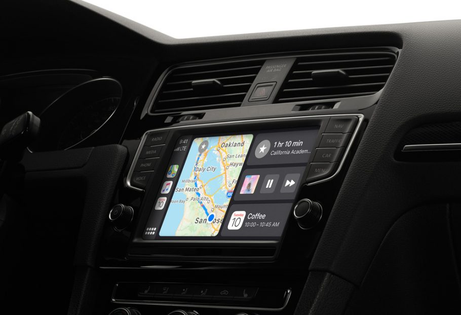 CarPlay Maps